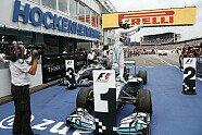Sonntag - Formel 1 2014, Deutschland GP, Hockenheim, Bild: Mercedes AMG