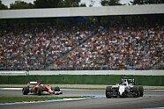 Rennen - Formel 1 2014, Deutschland GP, Hockenheim, Bild: Williams F1