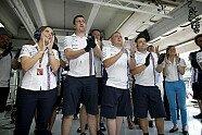 Sonntag - Formel 1 2014, Deutschland GP, Hockenheim, Bild: Williams F1