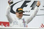 Podium - Formel 1 2014, Deutschland GP, Hockenheim, Bild: Williams F1