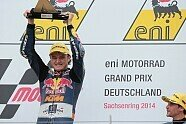 9. Lauf - Moto3 2014, Deutschland GP, Hohenstein-Ernstthal, Bild: KTM