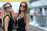 Ungarn GP: Zeitreise mit den heißesten Girls aus Budapest - Formel 1 2014, Verschiedenes, Ungarn GP, Budapest, Bild: Sutton