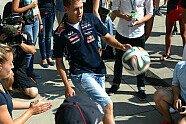Donnerstag - Formel 1 2014, Ungarn GP, Budapest, Bild: Sutton