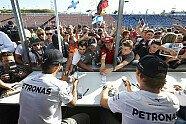 Donnerstag - Formel 1 2014, Ungarn GP, Budapest, Bild: Mercedes-Benz