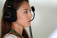 Girls - Formel 1 2014, Ungarn GP, Budapest, Bild: Sutton