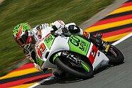 9. Lauf - Moto3 2014, Deutschland GP, Hohenstein-Ernstthal, Bild: Gresini