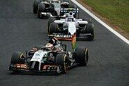 Rennen - Formel 1 2014, Ungarn GP, Budapest, Bild: Sutton