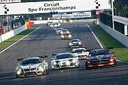 Rennen - GT World Challenge 2014, 24 Stunden von Spa, Spa-Francorchamps, Bild: Yannick Bitzer