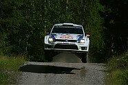 Tag 2 - WRC 2014, Rallye Finnland, Jyväskylä, Bild: Volkswagen Motorsport