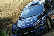 Tag 2 - WRC 2014, Rallye Finnland, Jyväskylä, Bild: Ford