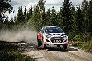 Tag 2 - WRC 2014, Rallye Finnland, Jyväskylä, Bild: Hyundai