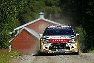 Tag 2 - WRC 2014, Rallye Finnland, Jyväskylä, Bild: Citroen