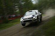 Tag 3 & Podium - WRC 2014, Rallye Finnland, Jyväskylä, Bild: Volkswagen Motorsport
