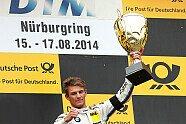 Rennen - DTM 2014, Nürburgring, Nürburg, Bild: BMW AG