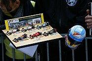 Donnerstag - Formel 1 2014, Belgien GP, Spa-Francorchamps, Bild: Sutton