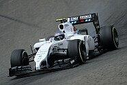 Freitag - Formel 1 2014, Belgien GP, Spa-Francorchamps, Bild: Sutton