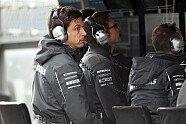 Freitag - Formel 1 2014, Belgien GP, Spa-Francorchamps, Bild: Mercedes AMG
