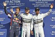 Samstag - Formel 1 2014, Belgien GP, Spa-Francorchamps, Bild: Mercedes AMG