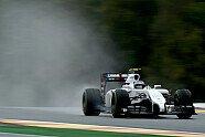 Samstag - Formel 1 2014, Belgien GP, Spa-Francorchamps, Bild: Sutton