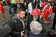 Sonntag - Formel 1 2014, Belgien GP, Spa-Francorchamps, Bild: Sutton