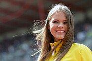 Girls - Formel 1 2014, Belgien GP, Spa-Francorchamps, Bild: Sutton