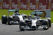 Rennen - Formel 1 2014, Belgien GP, Spa-Francorchamps, Bild: Mercedes AMG