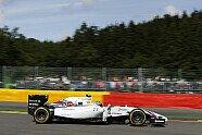 Rennen - Formel 1 2014, Belgien GP, Spa-Francorchamps, Bild: Williams F1