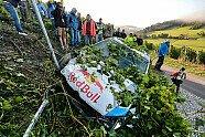 Tag 3 & Podium - WRC 2014, Rallye Deutschland, Saarland, Bild: Sutton