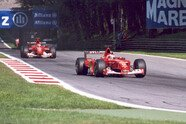 Monza 1922 - 2014 - Formel 1 2002, Bild: Monza Circuit