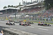 Monza 1922 - 2014 - Formel 1 2013, Bild: Monza Circuit