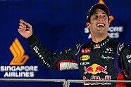Bilder des Jahres: Jubel - Formel 1 2014, Verschiedenes, Bild: Red Bull