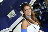 Girls - MotoGP 2014, Aragon GP, Alcaniz, Bild: Milagro