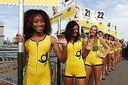 DTM Grid Girls: Die schönsten Post-Mädels 2008-2019 - DTM 2014, Verschiedenes, Bild: DTM
