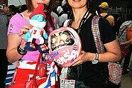 Die verrücktesten Fans in Suzuka 2014 - Formel 1 2014, Japan GP, Suzuka, Bild: Sutton