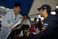 Donnerstag - Formel 1 2014, Japan GP, Suzuka, Bild: Sutton