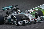 Freitag - Formel 1 2014, Japan GP, Suzuka, Bild: Mercedes AMG
