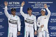 Samstag - Formel 1 2014, Japan GP, Suzuka, Bild: Mercedes AMG