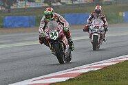 12. Lauf - Superbike WSBK 2014, Frankreich, Magny-Cours, Bild: Ducati Superbike Team