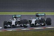 Rennen - Formel 1 2014, Japan GP, Suzuka, Bild: Mercedes AMG