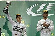 Podium - Formel 1 2014, Japan GP, Suzuka, Bild: Mercedes-Benz