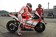 Freitag - MotoGP 2014, Japan GP, Motegi, Bild: Ducati