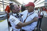 Bilder des Jahres: Jubel - Formel 1 2014, Verschiedenes, Bild: Mercedes-Benz