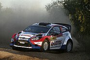 Tag 3 & Podium - WRC 2014, Rallye Spanien, Salou, Bild: Ford