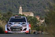 Tag 3 & Podium - WRC 2014, Rallye Spanien, Salou, Bild: Hyundai