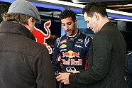 VIPs in Austin - Formel 1 2014, US GP, Austin, Bild: Sutton