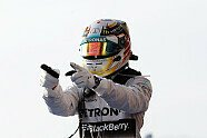 Bilder des Jahres: Jubel - Formel 1 2014, Verschiedenes, Bild: Sutton
