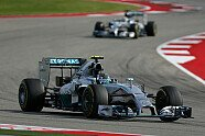 Rennen - Formel 1 2014, US GP, Austin, Bild: Sutton