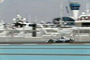 Freitag - Formel 1 2014, Abu Dhabi GP, Abu Dhabi, Bild: Mercedes AMG