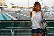 Samstag - Formel 1 2014, Abu Dhabi GP, Abu Dhabi, Bild: Sutton