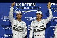 Samstag - Formel 1 2014, Abu Dhabi GP, Abu Dhabi, Bild: Mercedes AMG
